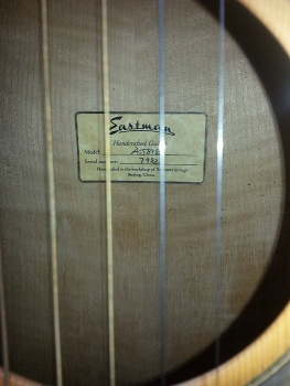 Photo #3 Eastman AJ816